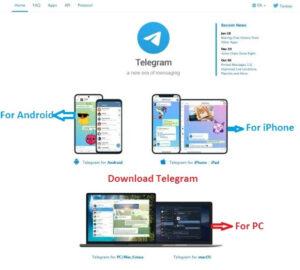 Telegram Kaise Download karen